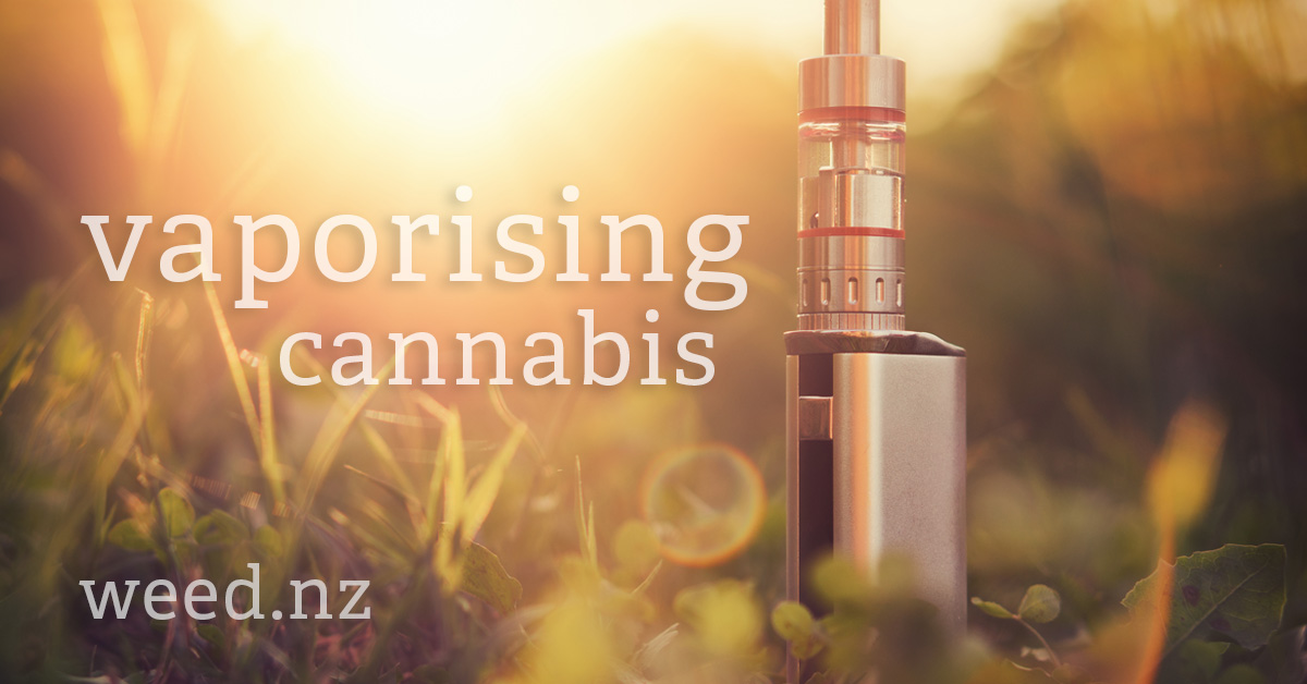 Cannabis Weed Vaporizer