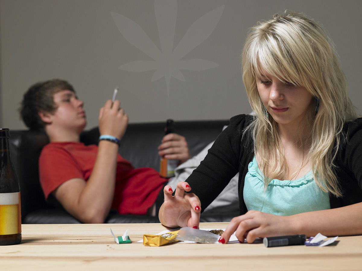 NZ Weed Smokers on a casual basis